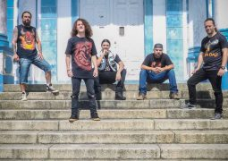 """Heryn Dae: banda divulga versão ao vivo da música """"Evil Fortress"""", gravado no 12º Moto São Chico"""