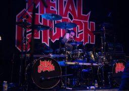 Stet Howland (ex-WASP) assume a bateria do Metal Church