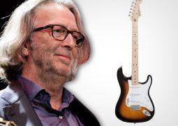 """Eric Clapton: """"Estou ficando surdo e sinto dificuldades para tocar guitarra…"""""""